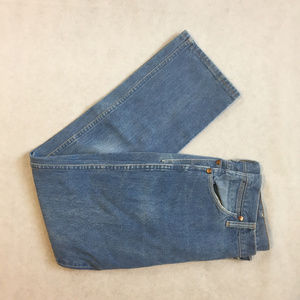 Vintage Wrangler Midwash BLUE Denim
